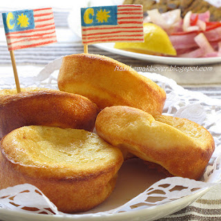 Yorkshire Puddings.