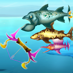 Fishing Hunting Icon