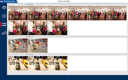 iDVR Plus HD 3.4.5 screenshots 5