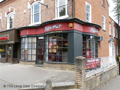 Pizza Hut Delivery On Birmingham Road Pizza Takeaway In