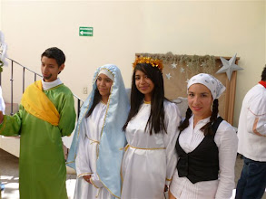 Photo: Pastorela Dec 2012
