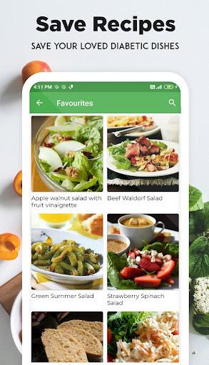Foto do Diabetic Recipes : Healthy Food