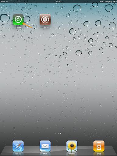 เทคนิคการ Jailbreak iPad iOS version 4.2.1 ด้วย greenpois0n Ipad024