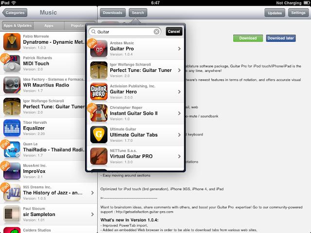 เทคนิคการ Jailbreak iPad iOS version 4.2.1 ด้วย greenpois0n Ipad049