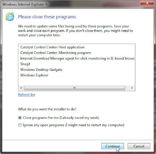 ลองของจริงกับ Internet Explorer 9 RC Ie9-01