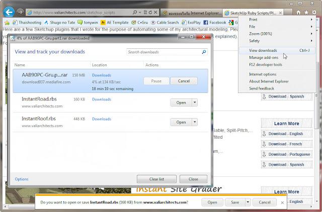 ลองของจริงกับ Internet Explorer 9 RC Ie9-16
