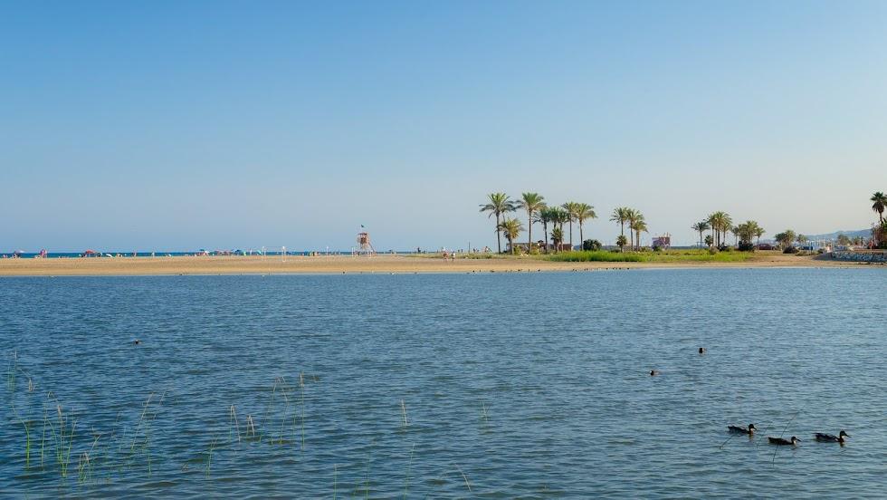 Vera, playa del la localidad del Levante Almeriense.
