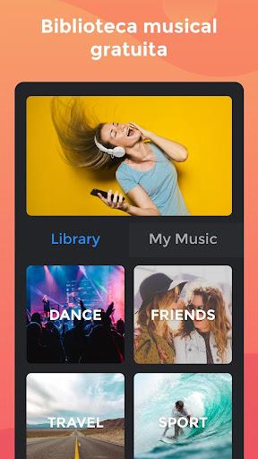 Wonder Video Editor-Efeitos, Música, Efeito Mágico screenshot 5