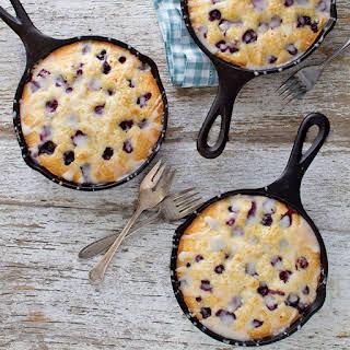 Blueberry-Lemon Pound Cake.