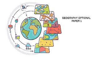 Geography Optional Paper 1 for UPSC Mains 2020