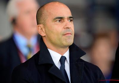 """Roberto Martinez : """"Nous avons maintenant un joueur supplémentaire qui frappe à la porte"""""""