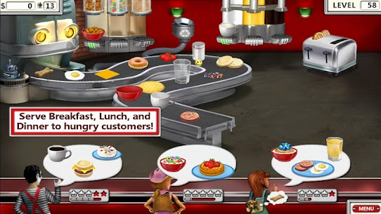 Burger Shop 2 Mod Apk – For Android 2