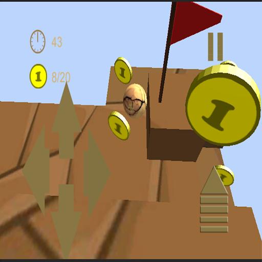 玩免費休閒APP|下載3D Rock Ball app不用錢|硬是要APP