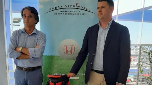 120 jugadores participarán el domingo en el V Torneo Honda Fegimotor de Golf
