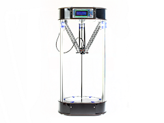 Refurbished SeeMeCNC Rostock MAX v3 3D Printer - Fully Assembled *A Stock*