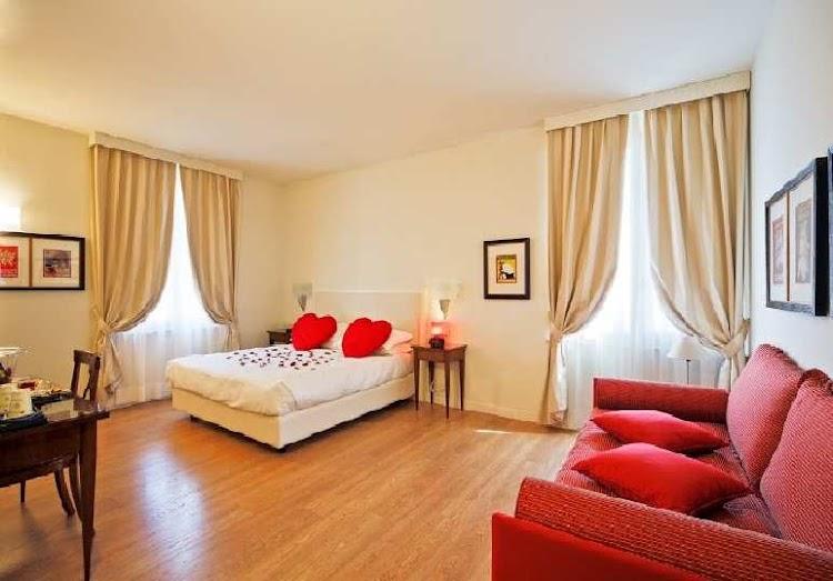 Hotel Italia camera