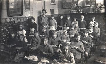Photo: Wateringbury School - March 1931