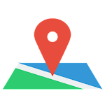 My Location : Maps & GPS Icon