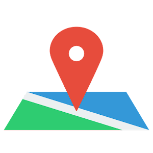 how to set my location in google map