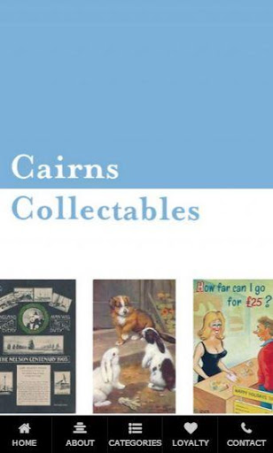 Cairns Collectables