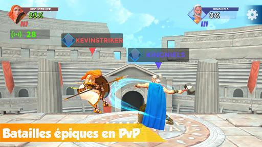 Télécharger Rumble Arena - Super Smash Legends  APK MOD (Astuce) screenshots 1