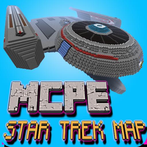 地图星际迷航对于我的世界 娛樂 App LOGO-硬是要APP
