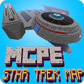 Map Star Trek For Minecraft
