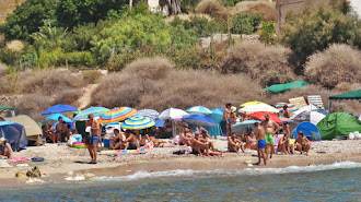 Imagen de la playa el pasado 2 de agosto.