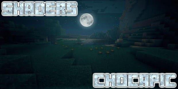 Chocapic Shaders MOD for MCPE - náhled