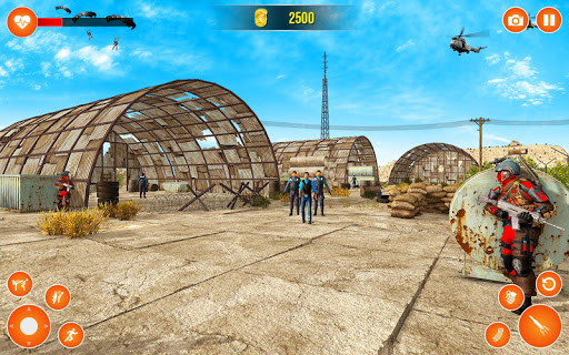 SWAT Counter terrorist Sniper Attack:Action Game 1.1.2 screenshots 15