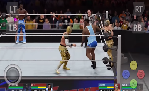 Triks For WWE 2K17 - náhled