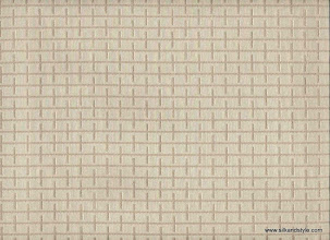 Photo: Royale 03 - SQUARE CO-ORDINATE – OFFWHITE BEIGE (100% Polyester)