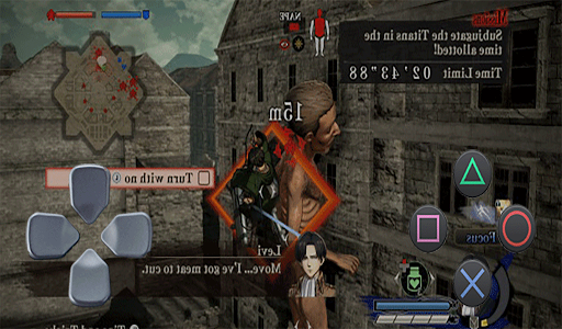 attack on titan wings of freedom download android