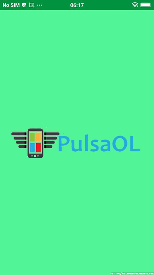 PulsaOL - Isi Pulsa Online- screenshot