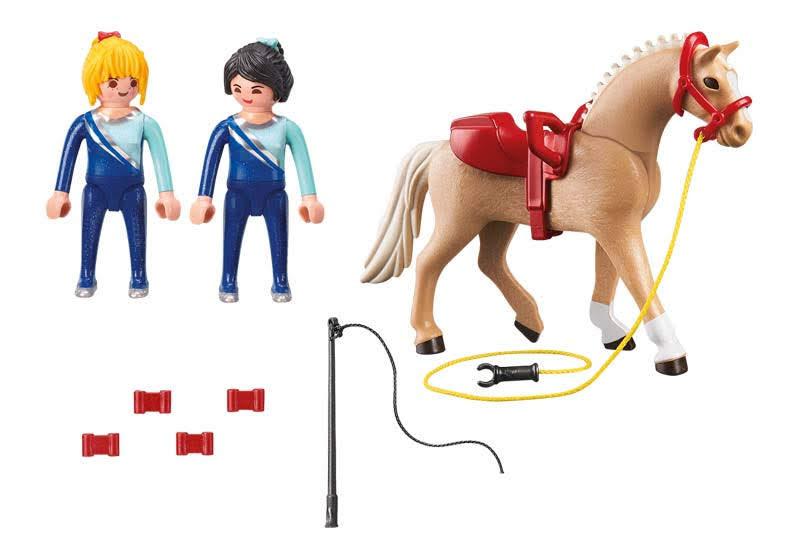 Playmobil® Entrenador de Caballos