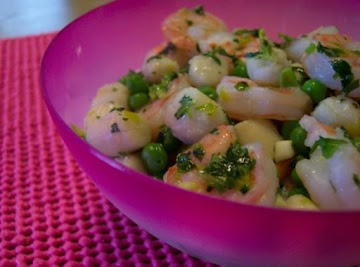 Italian Shrimp And Scallop Salad Recipe