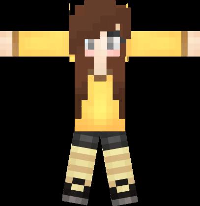 Minecraft skins girl free 1 5 2