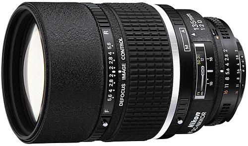試Nikon AF DC-Nikkor 135mm f/2D
