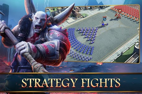 Mobile Royale MMORPG – Build a Strategy for Battle Mod Apk Download For Android 2