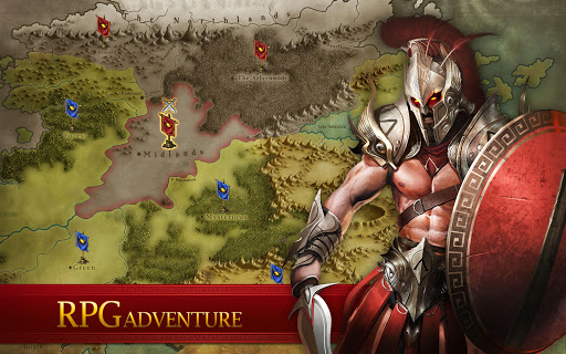 Rise of War : Eternal Heroes screenshot 6