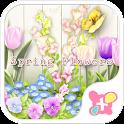 icon&wallpaper-Spring Flowers- icon