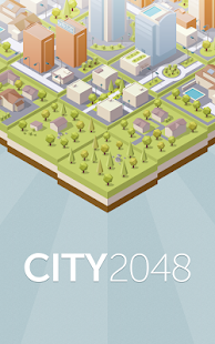 City 2048- screenshot thumbnail