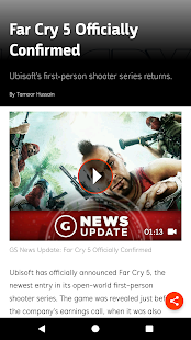 GameSpot Now- screenshot thumbnail
