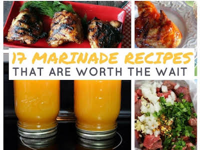 17 Marinade Recipes That Are Worth the Wait