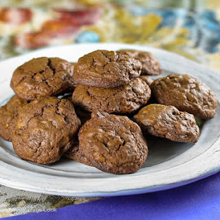 Double Chocolate Drop Cookies (Gluten-Free) Recipe