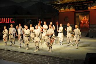 Photo: 少林寺武術表演