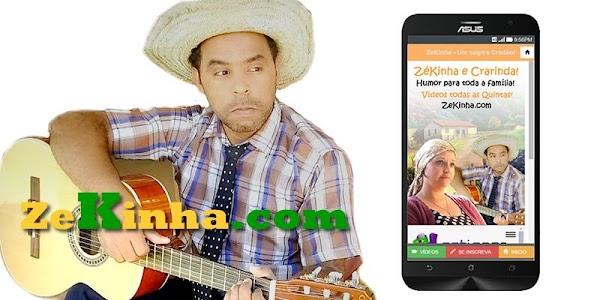 ZEKINHA - UM CAIPIRA CRISTÃO! screenshot 2