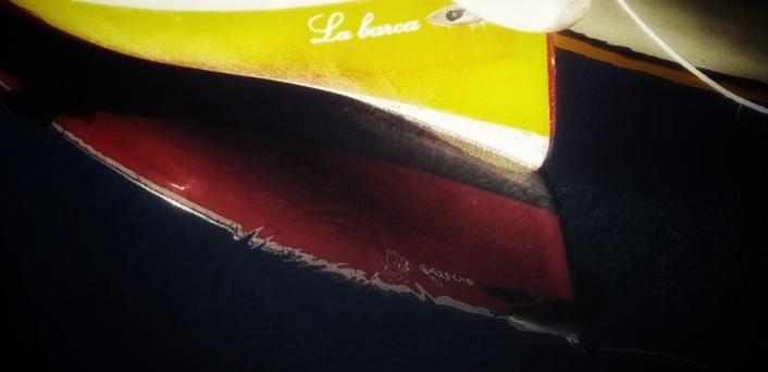 La barca di Eleonork