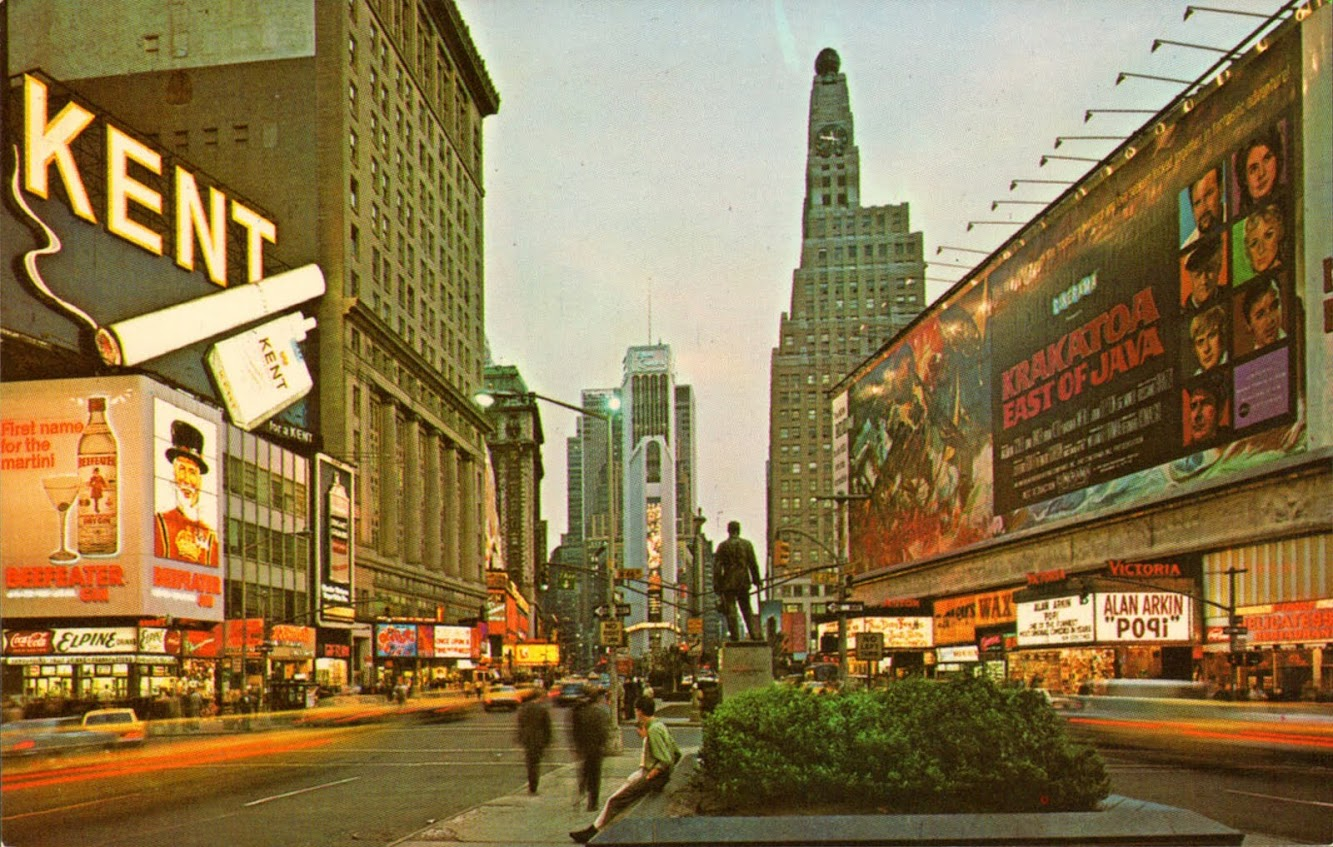 Times Square 1969