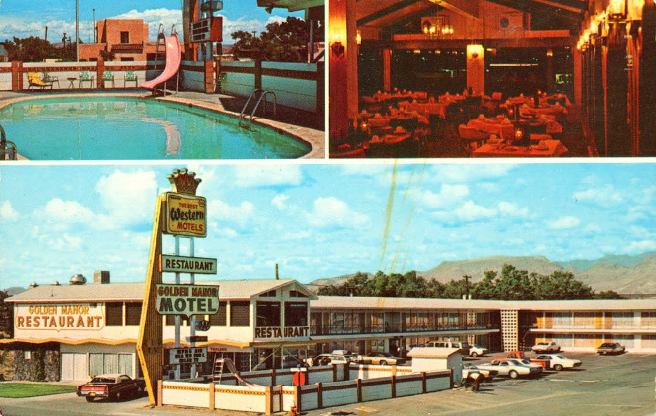 Golden Manor Motel